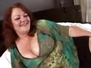 Chubby Mature With Big Tits Takes A Long Black Dick