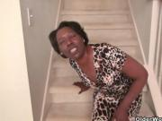Black Hot Milf Loves To Play With Herself