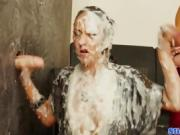 Dirty Girls Get Covered In Cream From Their Dildos