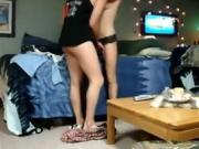 bestfriends girlfriend fucked by me on webcam-x69cams