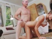 Old man fucks sexy shy girl xxx Molly Earns Her Keep