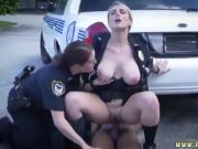 Big boob tit cop and 2 police We made the suspect disrobe and