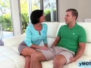 Veronica Avluv Fucks In Hot Three Way