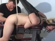 Tight Ass Babe Loves Getting Punished Hard
