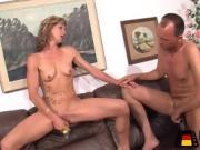 German Milf Is Taking Some Pleasure With Her Man