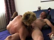 Thick Milf Gets Her Pussy Pumped Full Of Jizz