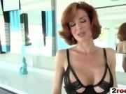 Rough Anal Action With Super Hot MILF