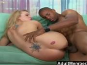 AdultMemberZone A Fit Black Man Really Gets Her Pussy Juices Flowing
