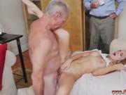 Japanese dirty old man Molly Earns Her Keep