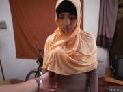 Tight arab pussy Desert Rose, aka Prostitute