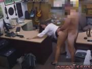 Handjob cum on belly hd PawnShop Confession!