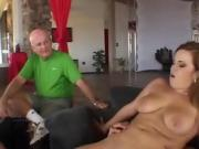 Young Woman Gets Her Butt Rammed While Others Watch