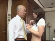 Sexy japanese babe Ayumi loves getting fuck hardcore