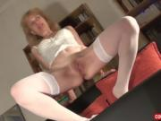 Doris Dawn Loves To Play With Her Tight Pussy