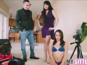 We Caught The Teen Babysitter Being A Cam Girl
