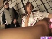 Sexy Asian Babe Madelyn Loves To Dildo Herself