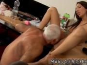 Old mature lady seducing sexy girl At that moment Silvie ente