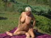 Oma Sex - Alte Bergziegen