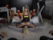 Batgirl V Supergirl: Dawn of Just Tits - The VR Edition!