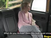 Taxi Cab Chick Forgets Her Wallet But Still Needs To Pay