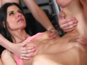 Stepmom Shows Teen How To Fuck The Right Way