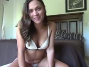 Big Butt Dark Haired Camgirl