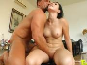 Hot And Thick Mama Gets Pounded Down Deep
