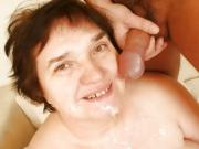 Chubby Brunette Babe Is Fucked In Hairy Vagina