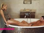 gorgeous blonde riley loves to get railed