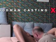 Casting beauty goes away after hardcore fucking and anus bang