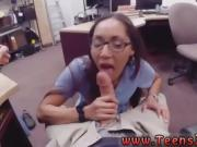Columbian latina Desperate nurse will do anything for cash