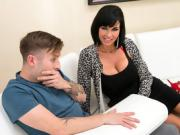 Beautiful MILF Veronica Avluv Seduces Step-Son