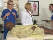 Luscious Doctors Love Big Schlongs In The Hospital