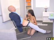 Sean Lawless fucks Brittney doggy