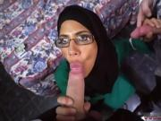 Arab nipple sucking Desperate Arab Woman Fucks For Money