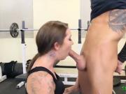 Amateur Sexy Teen Fucking For Gym Membership