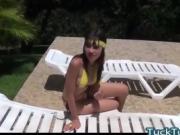 Hot Sexy Teen Latina