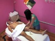 Masseuse Hazel Rose Gets Paid To Blow Client