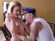 Pretty Teen Kenzie Green Blows Big Old Cocks