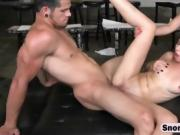 Melissa And Nicole Threesome Suck Fuck Big Dick