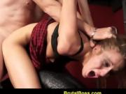Molly Manson obeys her dominant master