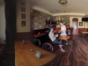 HoliVR 360VRPorn _ Cum for the Tip, Horny Waitress