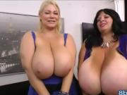 Massive Boobs JOI BBW