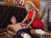 Anikka Albrite In You're Not Going Anywhere