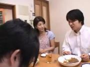 Japanese Mother Knows How To Handle Younger Dick