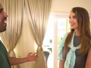 Creampie Job for a very pretty teen Elena