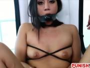 Latina Lexi Bandera punished by bf with thick dick