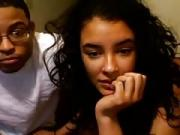 Hot fresh pussy Couple perform on live video chat