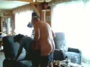 Husband Disturbs His wifey For Sex While Shes Watching Her Favourite Soap
