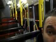 Public Bus blowjob 2